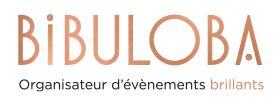 Bibuloba Agence événementielle Nantes Logo