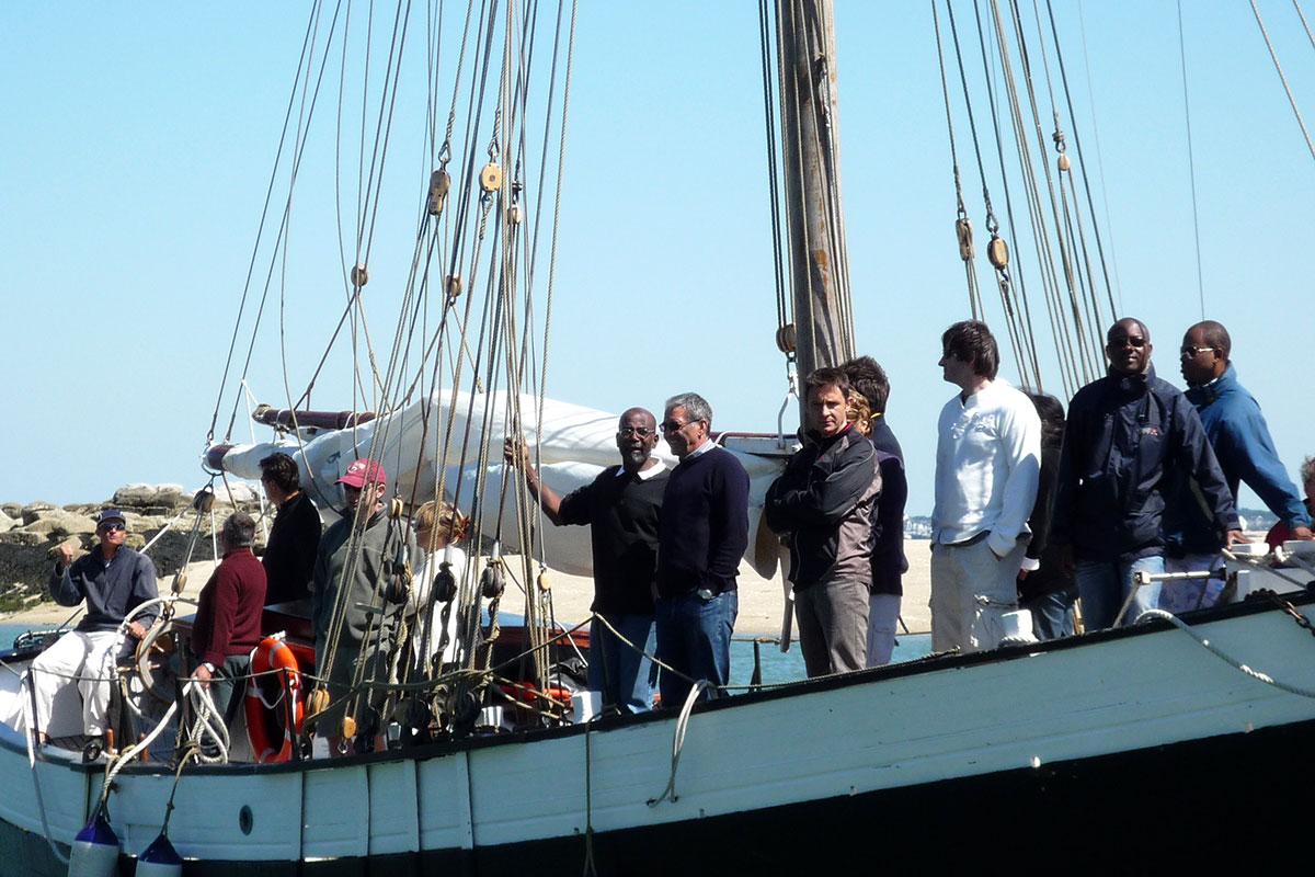 Organisation d'un seminaire séminaire sur la côte atlantique pour entreprise : Séminaire à La Baule - image 1