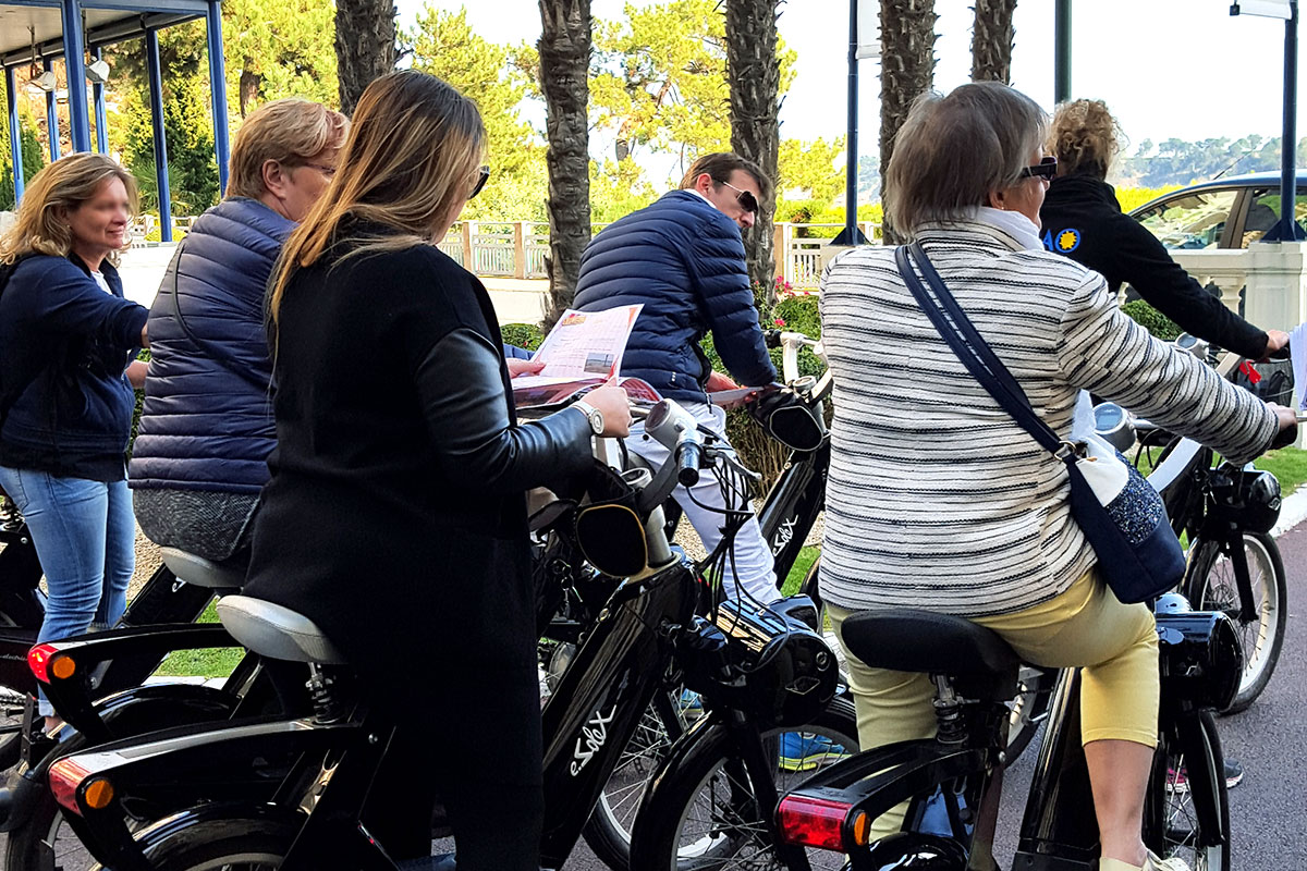 Organisation d'un team building rallye pour entreprise : Rallye vélo, rosalie, solex ou segway - image 2