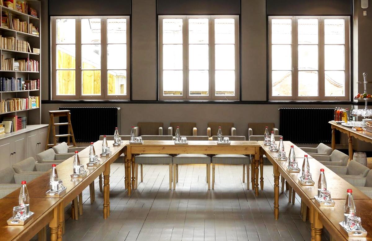 Organisation d'un seminaire séminaire comme à la maison pour entreprise : Séminaire comme à la maison - image 7