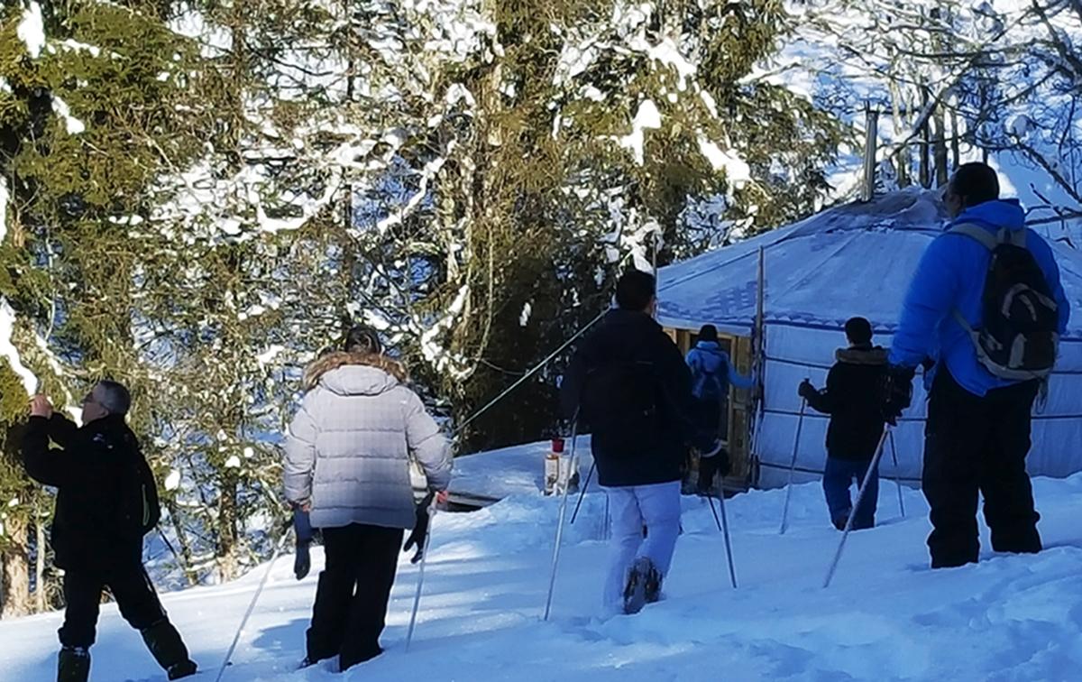 Organisation d'un seminaire séminaire en montagne pour entreprise : Séminaire à La Clusaz - image 2