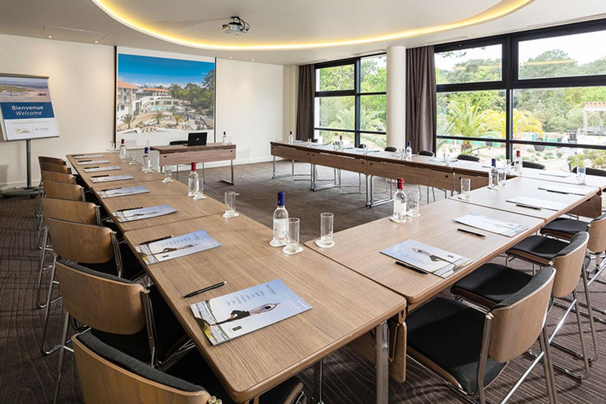 Organisation d'un seminaire séminaire sur la côte atlantique pour entreprise : Séminaire à Arcachon - image 2