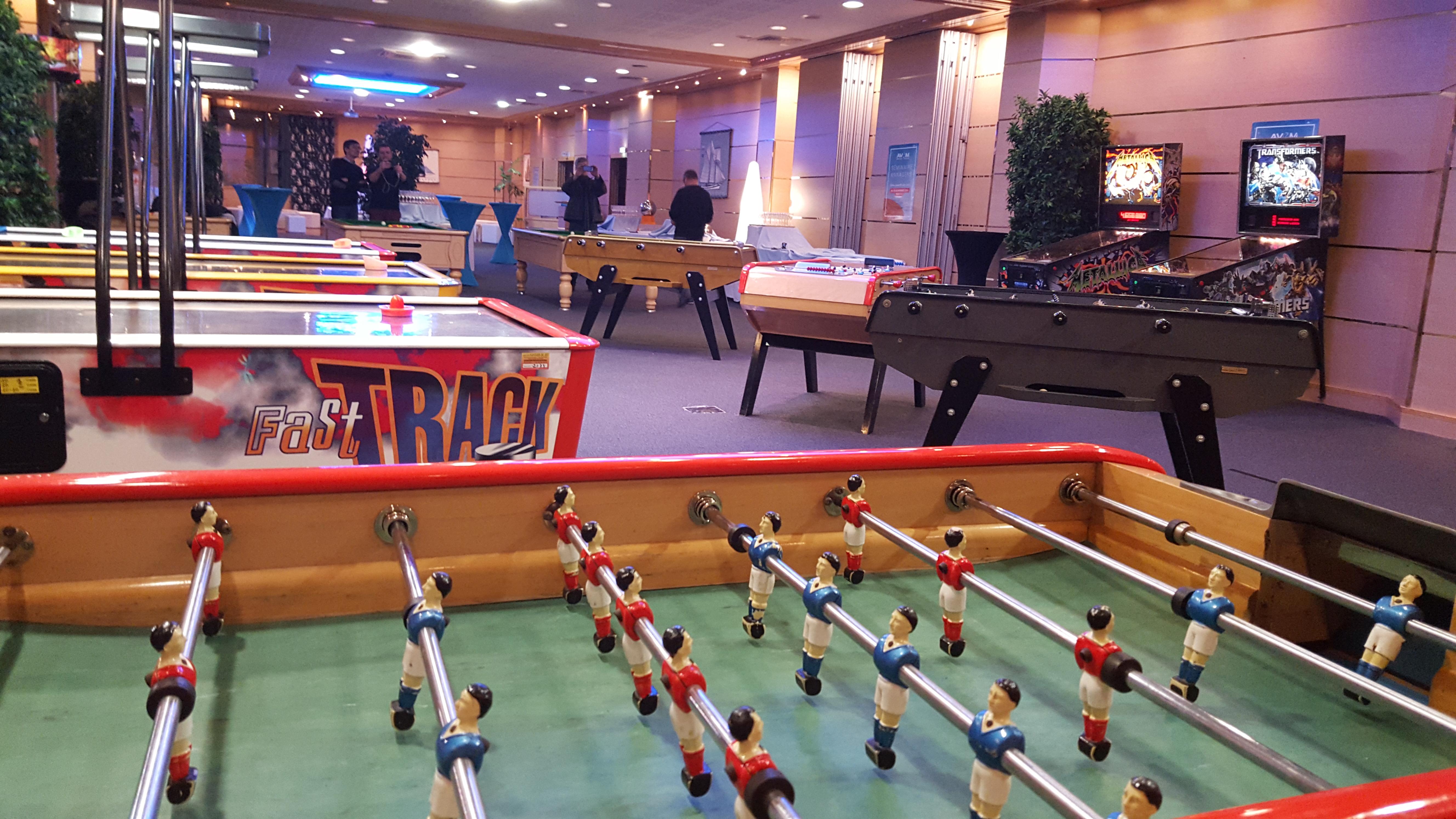 Organisation d'un team building jeux pour entreprise : Tournoi de jeux de bar - image 4