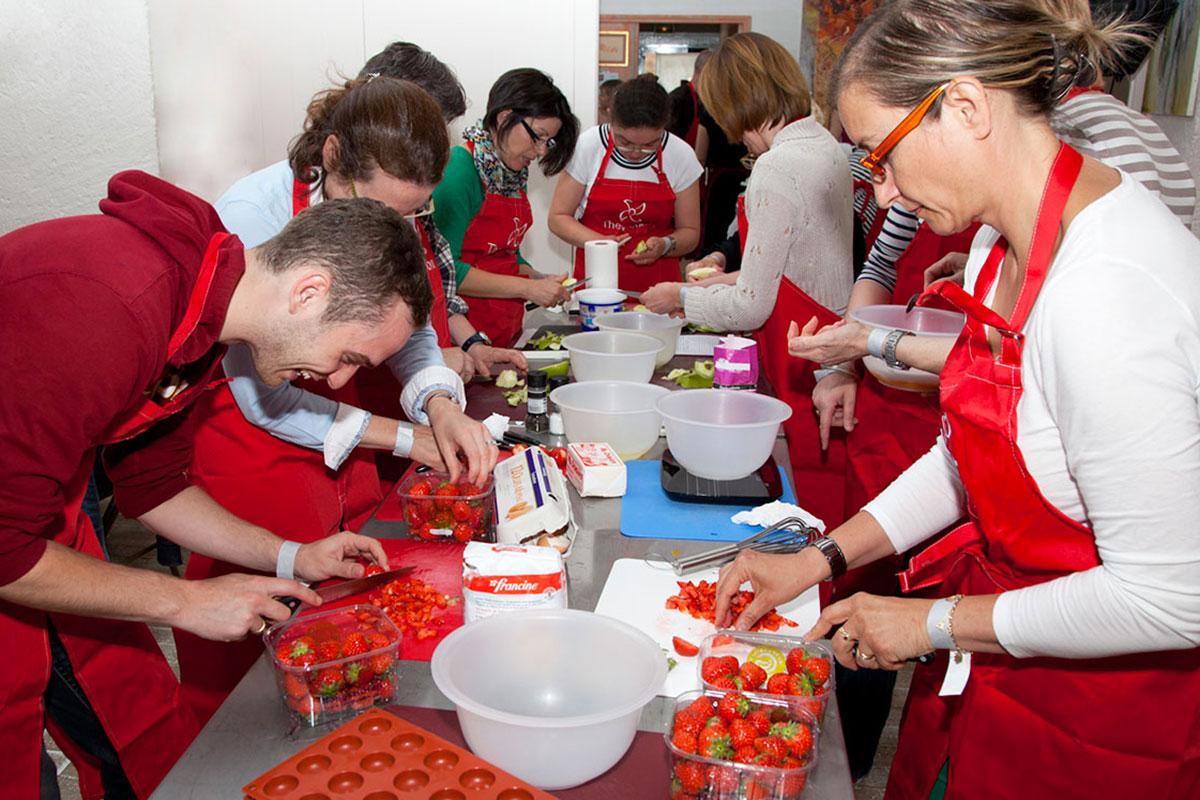 """Organisation d'un team building gastronomie pour entreprise : Challenge façon """"Master Chef"""" - image 3"""