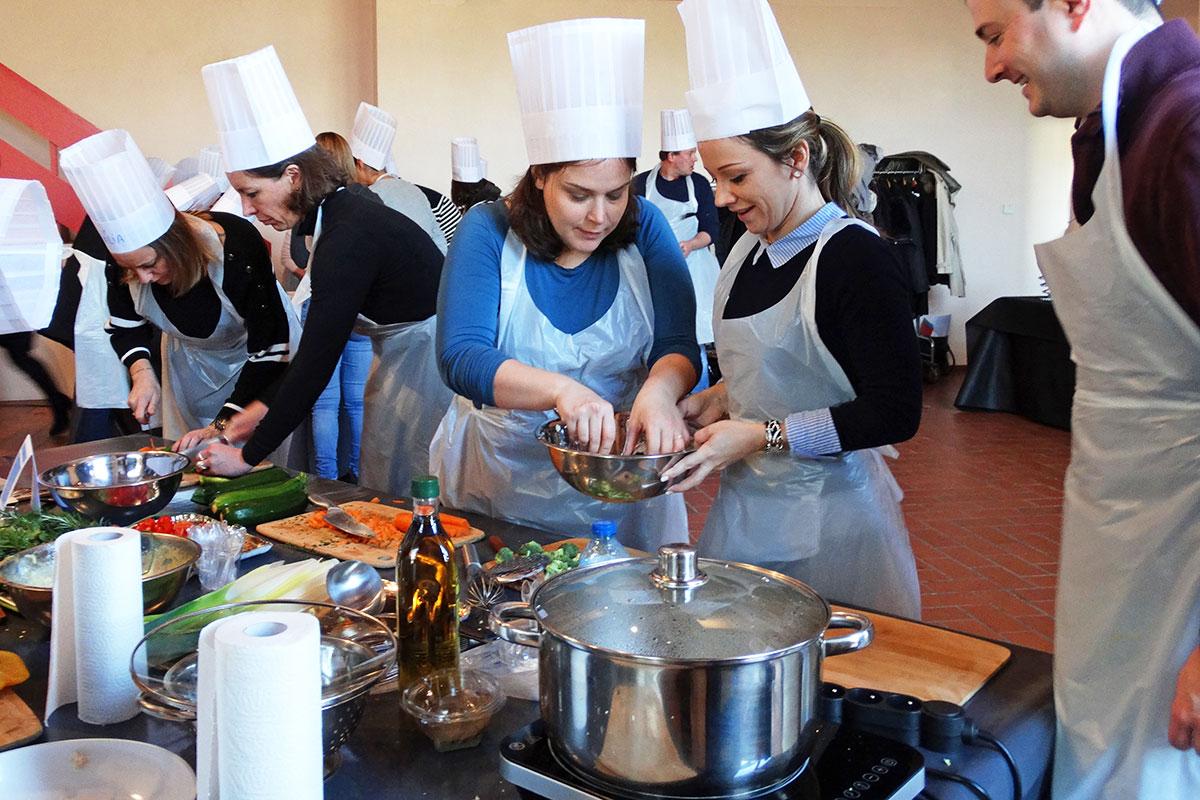 """Organisation d'un team building gastronomie pour entreprise : Challenge façon """"Master Chef"""" - image 6"""