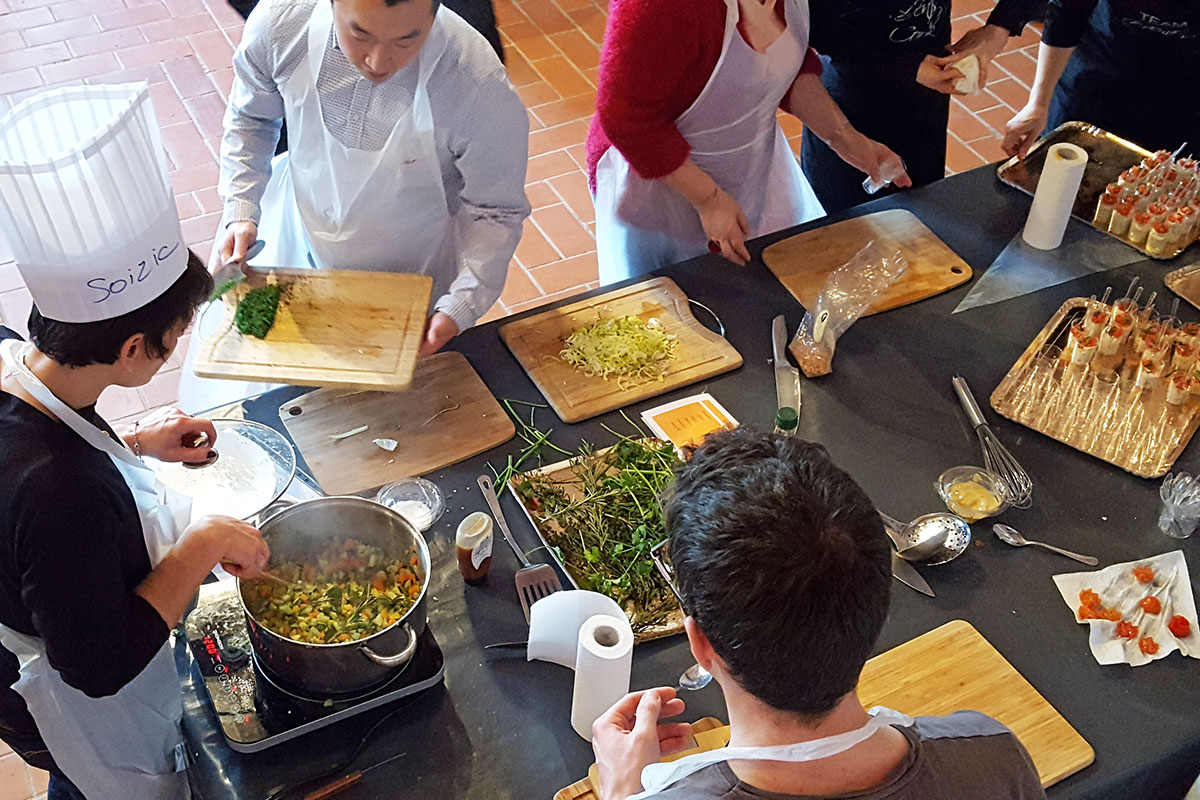 """Organisation d'un team building gastronomie pour entreprise : Challenge façon """"Master Chef"""" - image 4"""