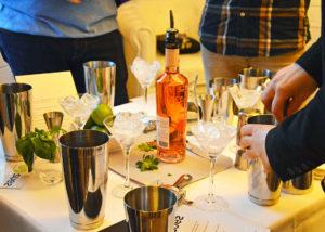 Organisation d'un team building gastronomie pour entreprise : Challenge création de cocktails - image 1