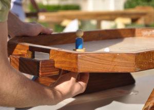 Organisation d'un team building jeux pour entreprise : Tournoi de jeux en bois - image 1