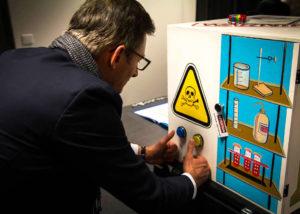 Organisation d'une animation de soirée soirée enquête pour entreprise : Enquête Boîtes Énigmes - image 2