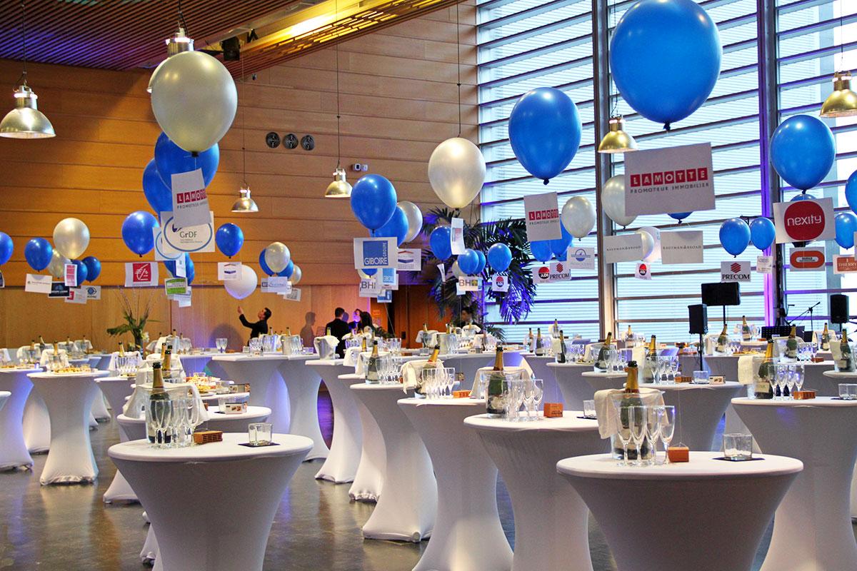 Organisation d'un evènement d'entreprise colloque - salon pour entreprise : Colloques, salons et congrès - image 1