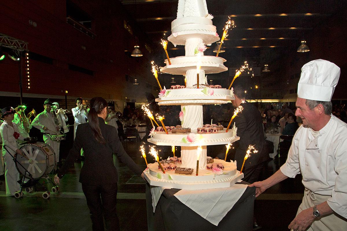 Organisation d'un evènement d'entreprise anniversaire d'entreprise pour entreprise : Anniversaire d'entreprise - image 2