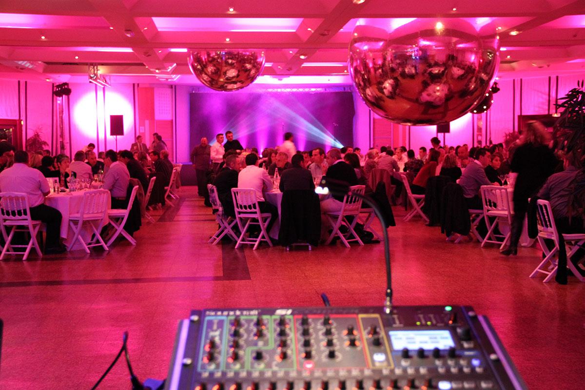 Organisation d'un evènement d'entreprise soirée clients pour entreprise : Soirée clients - image 3